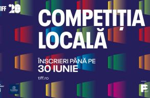 Lehet jelentkezni a TIFF helyi filmek versenyére!
