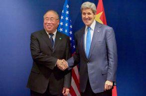 Mégis van valami, ami összefogásra sarkallja Amerikát és Kínát: a klímaváltozás