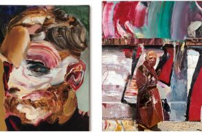 Több mint 6 millió euróért kelt el a romániai Adrian Ghenie két festménye