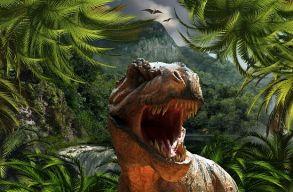 """Milyen gyorsan """"szaladt"""" a Tyrannosaurus Rex?"""