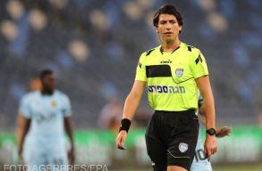 Coming outja után elõször lépett pályára nõként az izraeli foci elsõ transznemû játékvezetõje