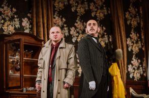 A láthatatlan hóhér újra a Marosvásárhelyi Nemzeti Színház mûsorán
