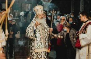 Teodosie érsek: a bûnbeesés a nõk hibája, ezért öltött Jézus férfiként testet
