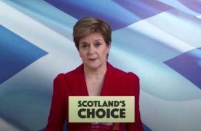 Skót miniszterelnök: többségben a függetlenségpárti erõk a skót parlamentben