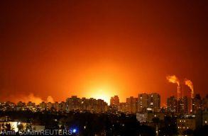 Egyre feszültebb a helyzet Izraelben, több tucat áldozata van a rakétatámadásoknak és összecsapásoknak