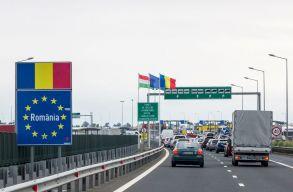 Ideiglenes oltóközpontokat hoztak létre a nagylaki határátkelõnél: az EU bármely állampolgárát szívesen beoltják