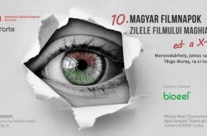 A 10. Marosvásárhelyi Magyar Filmnapokon Törõcsik Marira emlékeznek