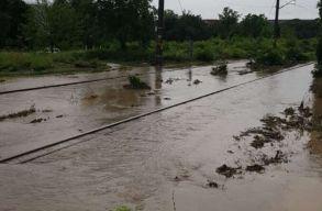 15 megyében van árvízveszély a hétvégén