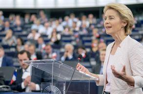 Ursula von der Leyent nagyon aggasztják a magyar melegellenes törvények