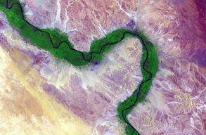 A klímaváltozás miatt sok folyó idõszakosan kiszárad: már a Nílus, az Indus vagy a Colorado is érintett ebben