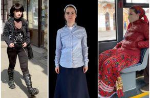 Mi történik velünk, ha romának vagy neoprotestánsnak öltözve járunk egy napig?