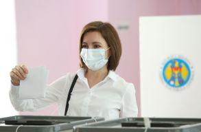 Elõrehozott parlamenti választásokat tartanak vasárnap Moldovában