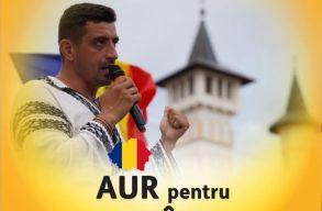 AUR-vezér az Azonnalinak: Én vagyok a román Orbán Viktor!