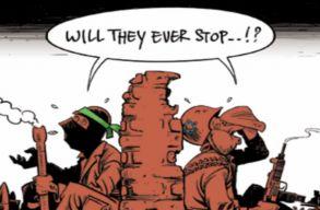 K�zel-keleti b�kefolyamat: engedm�nyek n�lk�l nem lehet b�k�t k�tni