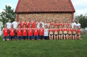 A kényelmetlen bikini helyett rövidnadrágban röplabdázott a nõi csapat, megbüntették Norvégiát