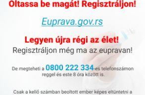 Szerbiában magyarul is oltásra buzdítanak