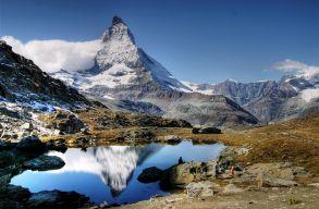 Klímaváltozás: 180 új gleccsertó keletkezett 10 év alatt az Alpokban
