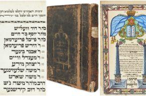 Egy lépéssel közelebb került a hazatéréshez a holokausztban eltûnt kolozsvári 19. századi zsidó regisztrum