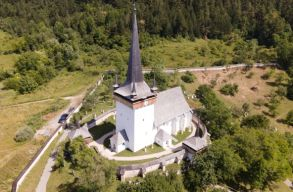 Elkészült a magyarvalkói református templom felújítása