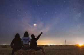 Kezdõdik a hullócsillag-szezon
