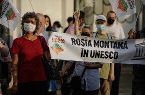 Verespatak megmentésében Romániának is bõven ki kell vennie a részét, az UNESCO listája csak részben jelent védelmet