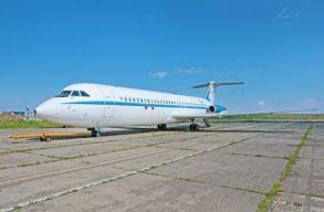 A bukaresti Országos Repülési Múzeumba kerül Ceausescu nemrég elárverezett repülõgépe