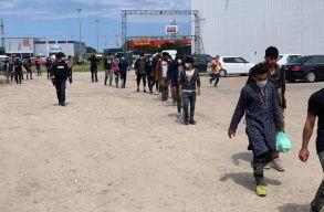 Menekültválság Temesváron: öt nap alatt 139 menedékkérõt tartóztatott fel a rendõrség