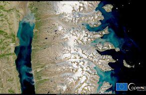 Egy nap alatt annyi jég olvadt ki Grönlandon, hogy azzal a vízmennyiséggel egész Floridát ellephetnék