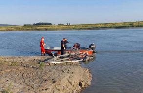 Öt fiatal fulladt bele vasárnap délután a Szeret folyóba