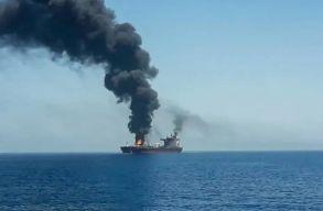A külügyminiszter bekérette az iráni nagykövetet a lebombázott izraeli hajón elhunyt román állampolgár miatt