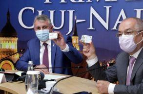 Egy nap alatt 450 e-személyi kiállítására vonatkozó kérést regisztráltak Kolozsváron