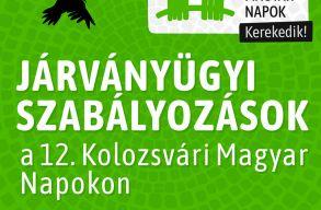 Ezeket a szabályokat kell betartani a Kolozsvári Magyar Napokon!
