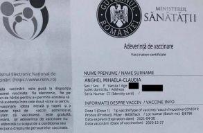 Házkutatások Kolozs megyében: feltörtek egy oltás-nyilvántartási platformot, és több hamis igazolást állítottak ki