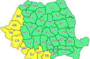 Hõségriadó 8 megyében, hétfõtõl az egész országban kánikula várható