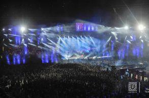 53 ezren az UNTOLD Fesztiv�l els� napj�n