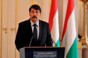 A külügy sem hagyta szó nélkül, hogy Áder Trianonhoz hasonlította a Krím elcsatolását