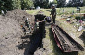 A sztálini terror több ezer áldozatának sírját találták meg Ukrajnában