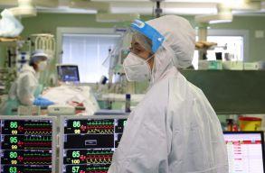 Szicíliában szigorítják a járványügyi intézkedéseket, mert megteltek a kórházak