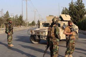 Öngyilkos merénylõket lõttek ki katonai drónnal az amerikaiak Kabulban