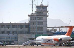 Az amerikai elhárító rendszer rakétákat lõtt ki a kabuli reptér felé. Hogy ki volt a támadó, nem tudni