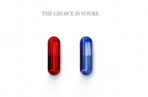 Az új Matrix elõzetesét aszerint nézheted meg, hogy piros vagy kék tablettát választasz