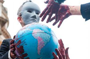 Tavaly több mint 200 környezetvédõ aktivistát gyilkoltak meg világszerte