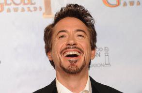 Megint Robert Downey Jr. a legjobban keres� sz�n�sz