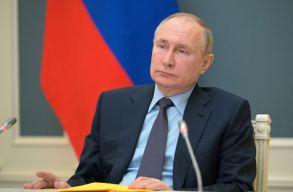 Karanténba vonult Putyin, mert többen koronavírusosak lettek körülötte