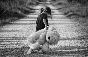 322 gyerek elleni szexuális bántalmazást regisztráltak az év elsõ három hónapjában