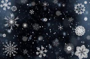 Szerda reggel havazott a Madarasi Hargitán is