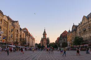 Temesvár piros: készül a többi nagyváros