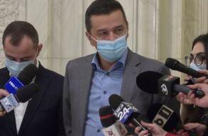 PSD-alelnök: jövõ kedden megbukik a kormány, ha az USR PLUS és az AUR állja szavát
