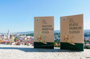 Elkészült a Kolozsvár madarait bemutató atlasz, és már magyarul is kapható