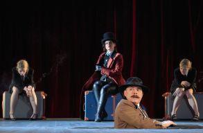 Premier a kolozsvári magyar színházban: Purcãrete rendezésében mutatják be Ionesco Macbettjét
